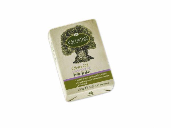 Kálliston Olívaolaj szappan levendulaolajjal