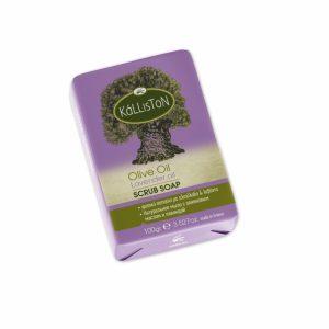 Kálliston Olívaolajos bőrradír szappan levendulaolajjal