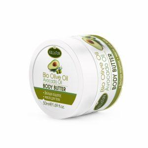 Kálliston Testápoló vaj avokádó és olívaolajjal